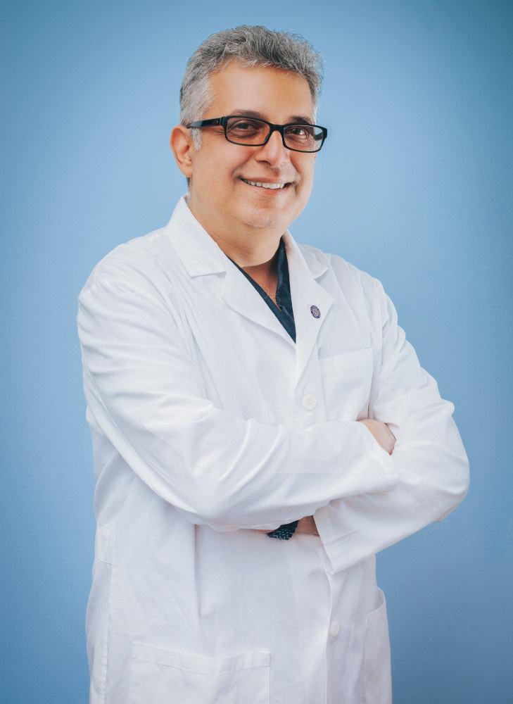 Dr. Gabriel GabbayPour